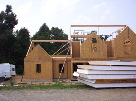 Hawkeye framing framing soluti Sip home construction